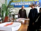 Виступ ветерана УПА Сороки Семена Климовича на зборах Всеукраїнського Об'єднання