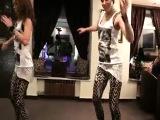 новое супер- видео от Юлии Поломошновой  и Катерины Свистуновой Choreo 2013-1